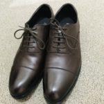 アシックスのビジネスシューズ「Runwalk」ゲット!走れる魔法の革靴がコレ