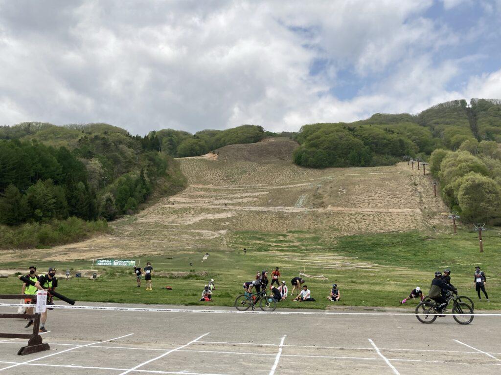 白馬岩岳トレイルランレース